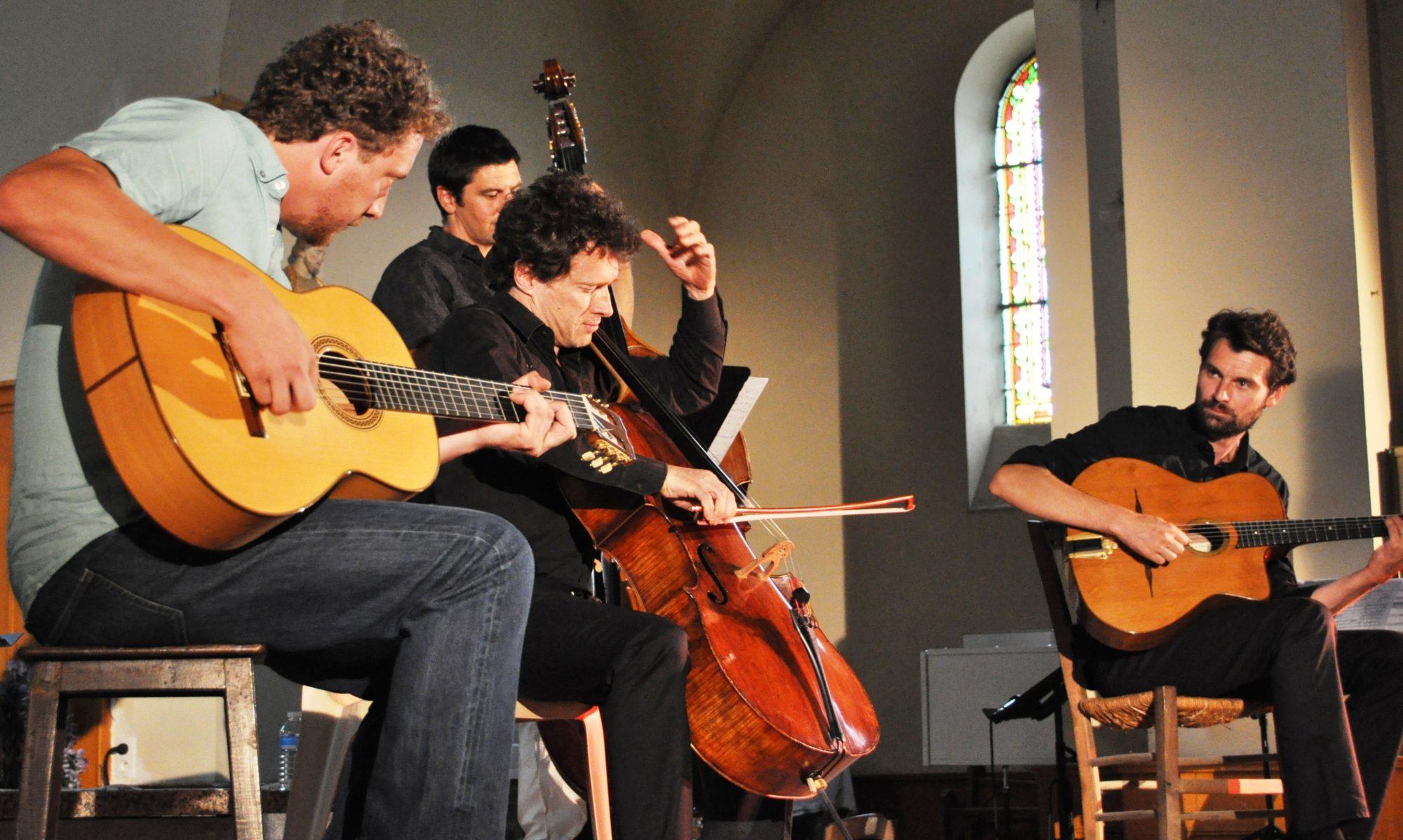 Musiques à Bougue